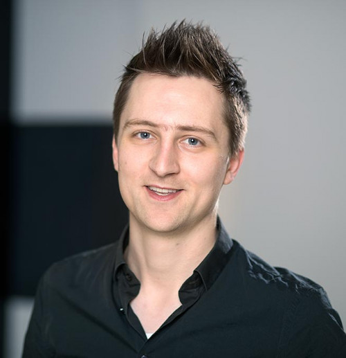 Projectmanager Simon van Ipenburg