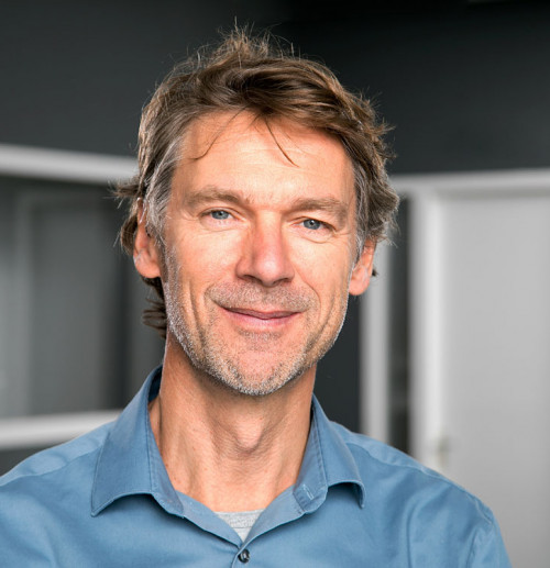 BEACON partner Quintijn Innikel