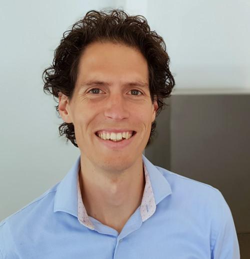 Projectmanager Yorick Koumans